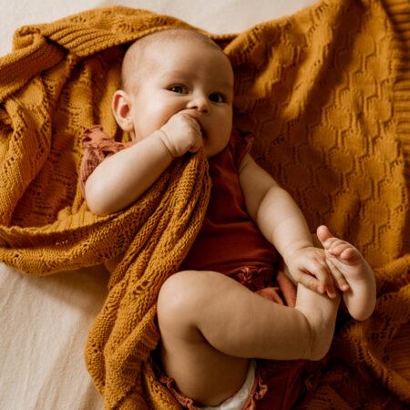 Petite laure - Otulacze i kocyki dla niemowląt